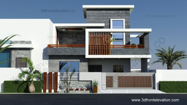 Exquisite Modern House Front Elevation Designs - Buscar Con Google | Fachadas House Front Elevation Designs Images Pic