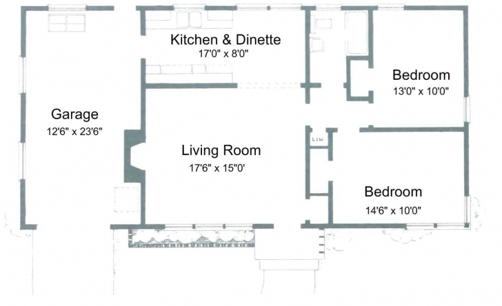 Exquisite More 5 Wonderful Two Bedroom House Plan 2 Bedroom House Floor Plans 2 Bedroom House Floor Plans South Africa Picture