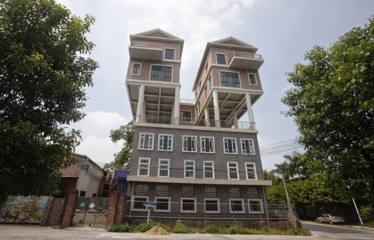 Exquisite Welcome To Ope Oladotun's Blog: [Photos] 7 Of The Weirdest Houses House In Abuja Nigeria Picture
