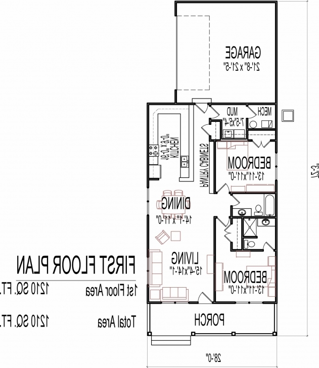 Fantastic Bungalow House Plans Sq Inspirations With Fascinating 2 Bedroom Image Of 2 Bedroom Floor Plan In Nigeria Picture