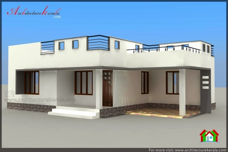 Fantastic Simple House Plans 1000 Sq Ft Inspirational Below 1000 Square Feet Simple House In 1000Sqft Pic