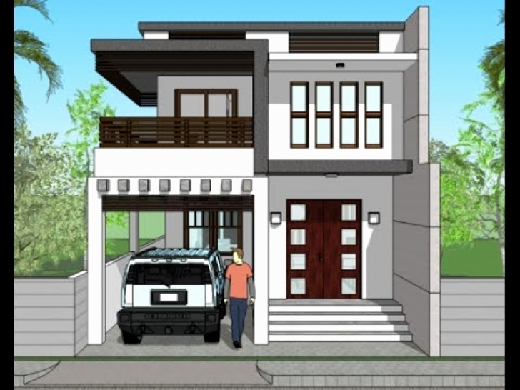 Fantastic Small House Plan Elevation Inspirational Modern House Design Plan Small Modern House Plan And Elevation Picture