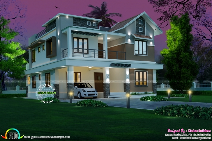 Fascinating April 2017 - Kerala Home Design And Floor Plans New House Plans 2017 Kerala Picture