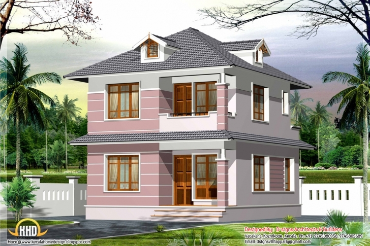 Fascinating Design Small Home Stylish 2 Small House Designs Shd 2012003   Pinoy 20 Feet Of Stylish House Full Hd Photo Pic