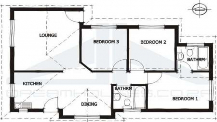 Fascinating Economy House Plans Homey Idea 6 Rdp - Tiny House 2 Bedroom Rdp House Plan Pic