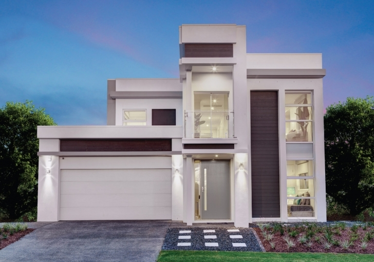 Fascinating Home Architecture: Double Storey Ownit Homes Double Storey House Double Storey House Plans Soweto Picture