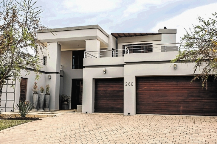 Fascinating House Plans Double Story South Africa Beautiful Home Design Well House Plans South Africa Double Storey Picture
