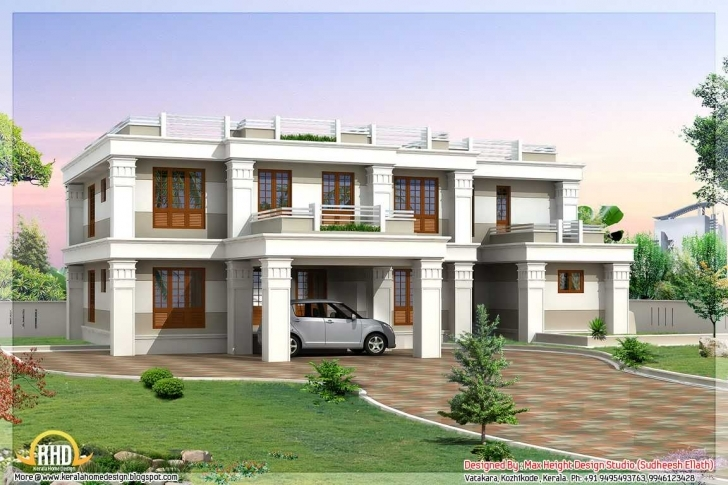 Fascinating Kerala Model House Plans New Inspirations With Attractive Homes Kerala Home Photo Gallery Com Photo