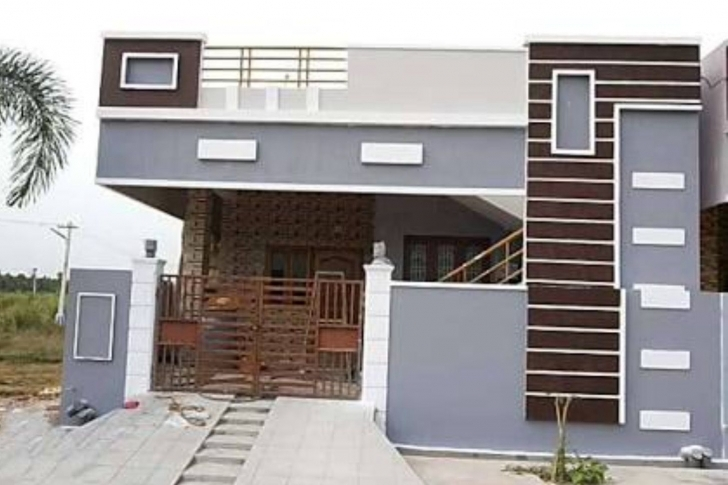 Fascinating Pin By K Ravi On Varma | Pinterest | Photo Wall, House Exterior Front Elevation Ground Floor Buildings Picture