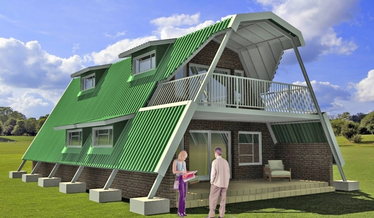 Fascinating Rare Frame House Plans With Garage Cost Timber A Ideas Cabin Canada A Frame House Plans South Africa Image