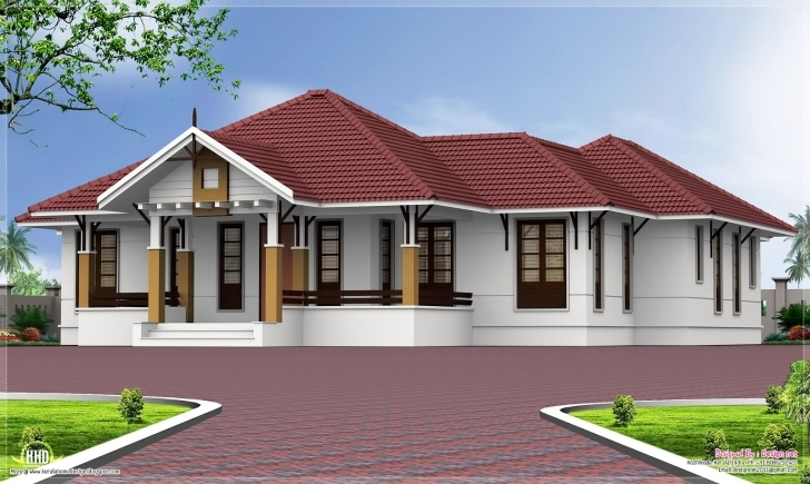 Fascinating Single Story House Plans Kerala Style Design Inspiration Floor Kerala House Planners In Abu Dhabi Pic