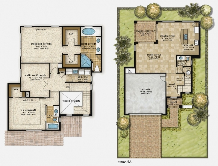 Good Contemporary Two Story House Designs 2 Modern Design Image Home Simple Filipino 2 Storey House Design With Floor Plan Image