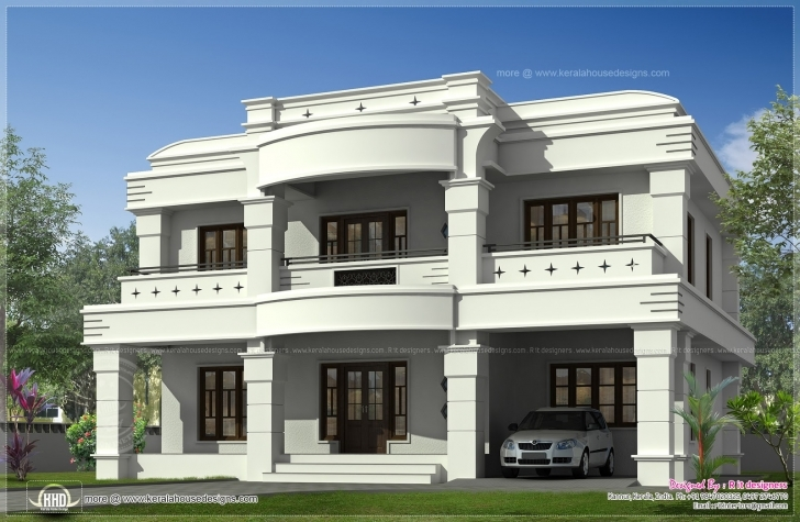 Good Double Floor House Plans Kerala Best Of Double Storied Luxury Home Home Front Design Double Floor Pic
