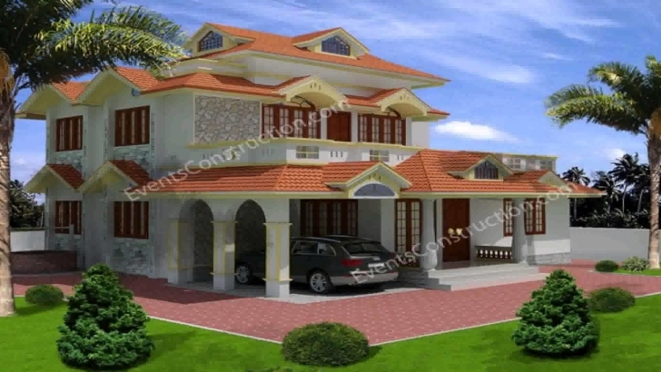 Good South Indian House Design - Youtube South Indian House Pic Pic