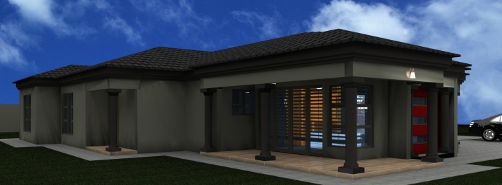 Gorgeous 3 Bedroom Tuscan House Plans Narrow Lot House Plans With Front Tuscan House Plans Pic