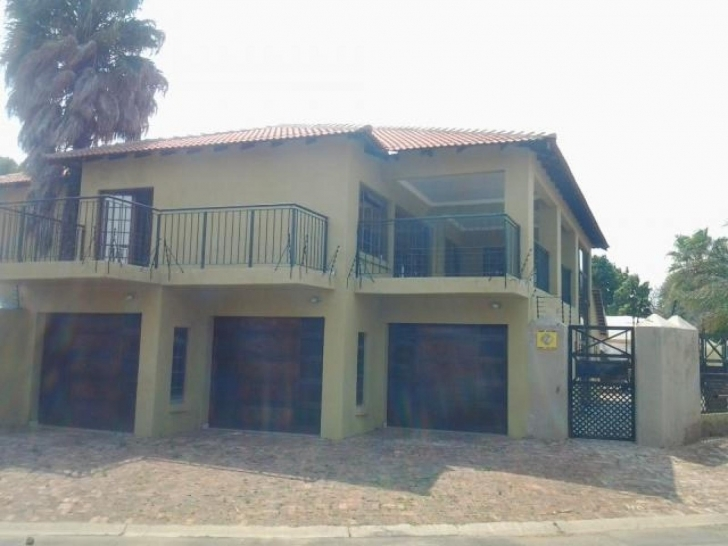 Gorgeous 8 Bedroom House For Sale For Sale In Polokwane - Private Sale Double Storey House Plans In Polokwane Pic