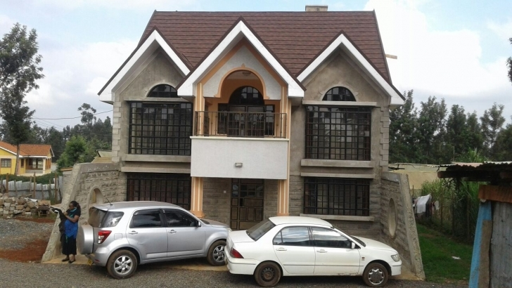 Gorgeous House Plans In Kenya - Bungalows Vs. Maisonettes - Adroit Architecture 4 Bedroom House Plans And Designs In Kenya Photo