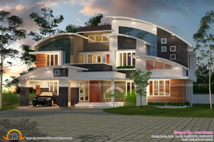 Gorgeous July 2015 - Kerala Home Design And Floor Plans Kerla House Phote 2015 Photo