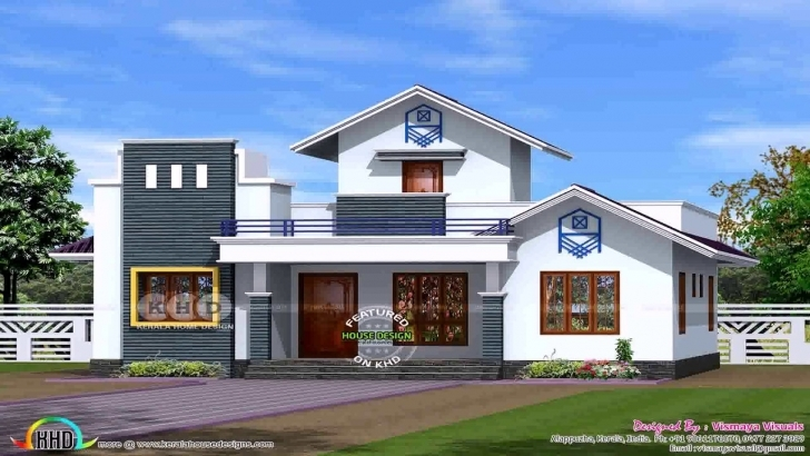 Gorgeous Kerala House Plans 1500 Square Foot Single Floor - Youtube Kerala House Planners Picture
