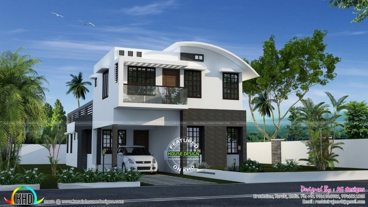 Gorgeous Kerala House Plans With Cost Beautiful Home Design Pact Slate 30×40 Kerala House Front Elevation Designs Image