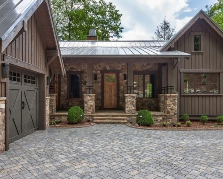 Gorgeous Rustic Home Exteriors 17 Rustic Mountain House Exterior Design Rustic Mountain Home Exteriors Pic