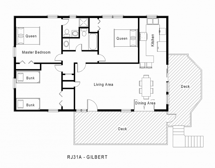 Gorgeous Simple House Plans Ground Floor Inspirational Scintillating Floor Single Story House Floor Plan Picture