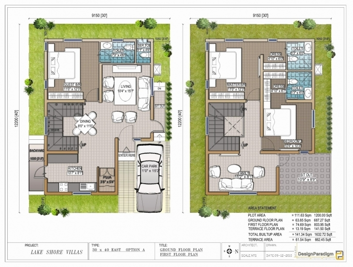 Great East Facing House Plan According To Vastu Beautiful Vastu Shastra 22*40 House Plan East Facing Photo