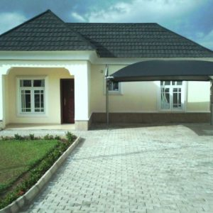 Four Bedroom Flat House