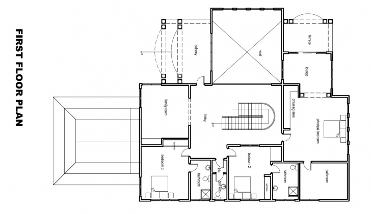 Great Home Architecture: Ghana House Plans – Manhyia Ghana Nigeria House Nigeria Architectural Floor Plan Design Picture