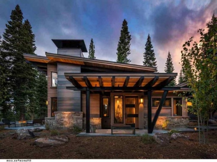 Great Home Plan Modern Mountain Home Designs: Appalachian Mountain House Rustic Mountain Home Floor Plans Pic