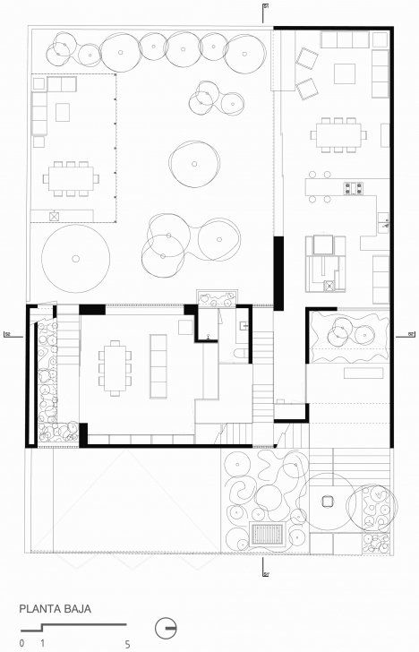 Great L Shaped Contemporary House Design Awesome U Shaped House Plans With L Shaped House Plans With Courtyard Image