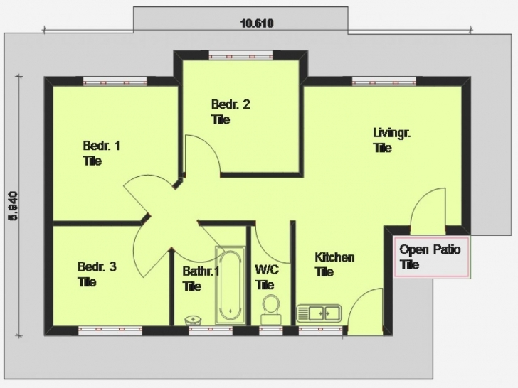 Great Small 3 Bedroom House Plans In South Africa Three Bedroom House 3Bedroom House Plan In South Africa Picture