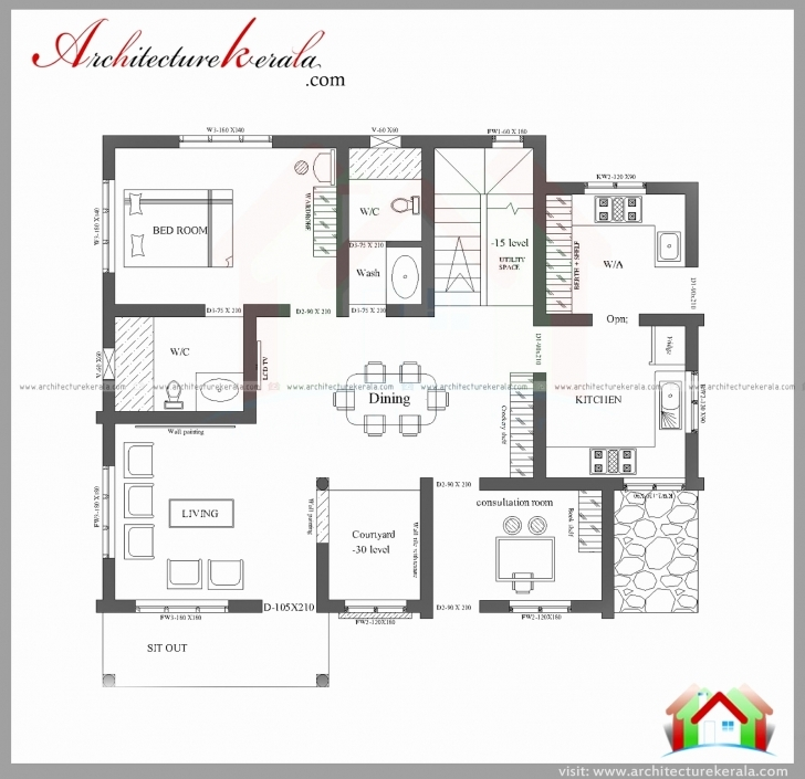 Image of 1000 Sq Ft House Plans 3 Bedroom Kerala Style Lovely 2 Bedroom House 1000 Sq Ft House Plans 3 Bedroom Kerala Style Photo