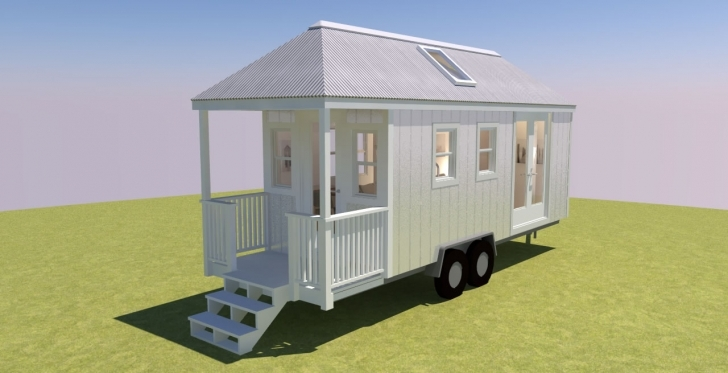 Image of 18 Tiny House Designs – Tiny House Design House Front 24 Ft Image