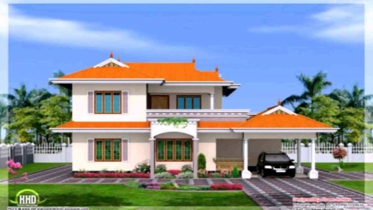 Image of Indian House Designs Photos With Elevation - Youtube Indian House Picture Image