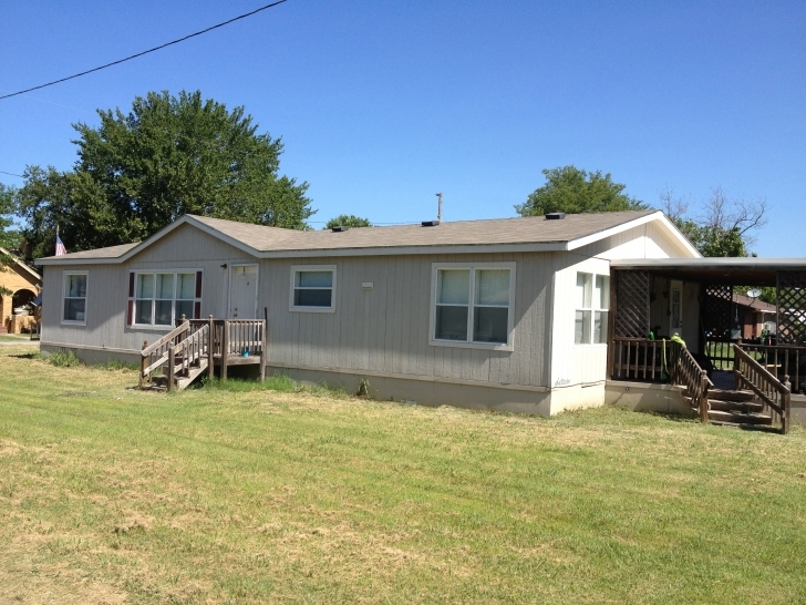 Image of Mobile Home For Rent In Allen, Ok 74825 580Rentals Three Bedroom House For Rent Image