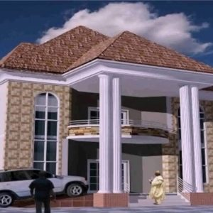 Nigeria Modern Houses Pictures