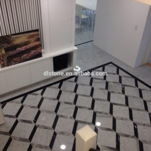 Floor Marble With 3D
