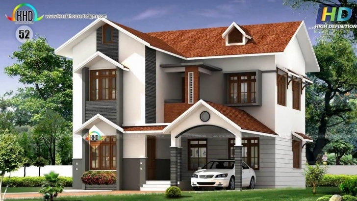 Image of Top 90 House Plans Of March 2016 - Youtube New Small House Plans 2017 Picture
