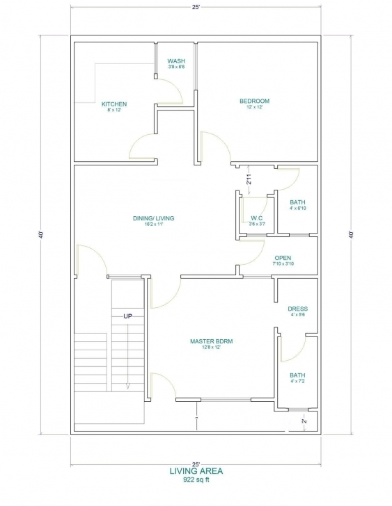 Incredible 30 X 40 East Facing House Pla. | Ideas For The House | Pinterest 22*40 House Plan East Facing Image