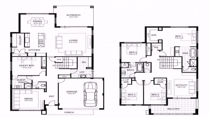 Incredible 4 Bedroom House Plans In Limpopo - Youtube House Plans Around Limpopo Image