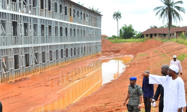 Incredible Aregbeshola: Projects And Project Inspections..pictures - Politics Beautiful Pictures Of Osogbo Nairaland Pic