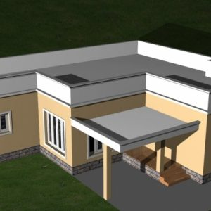 Flat Roofed Houses