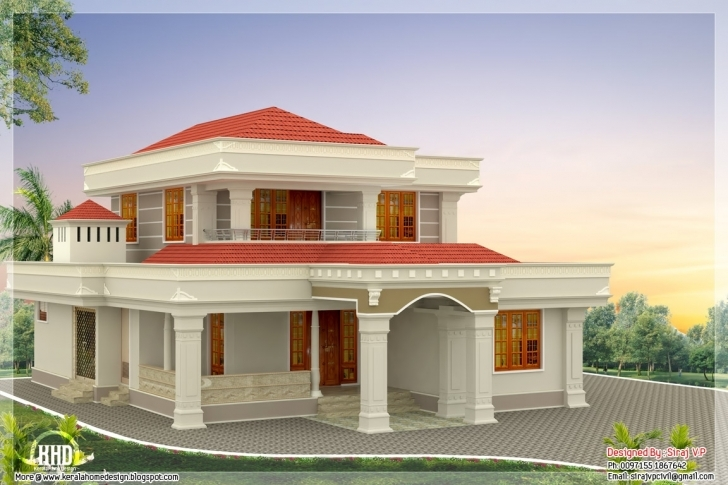 Incredible Beautiful Indian Home Design Feet Appliance Building Plans Cool Beautiful Indian House Pic Photo