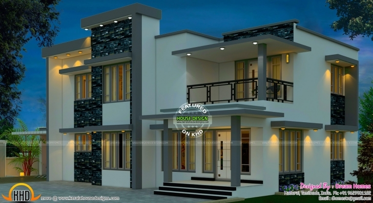 Incredible Beautiful South Indian Home Design - Kerala Home Design And Floor Plans Beautiful Indian Home Design Image