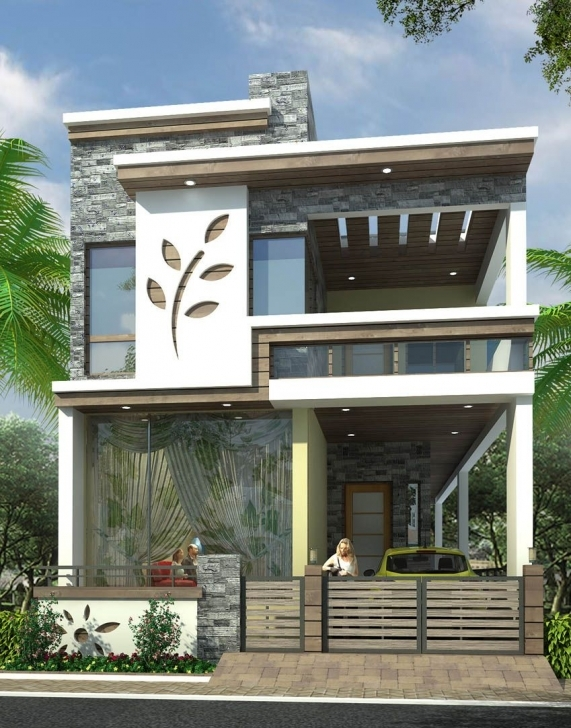 Incredible Best Property In Nagpur By Adiva Corporation. Http://www Best House Elevation Picture