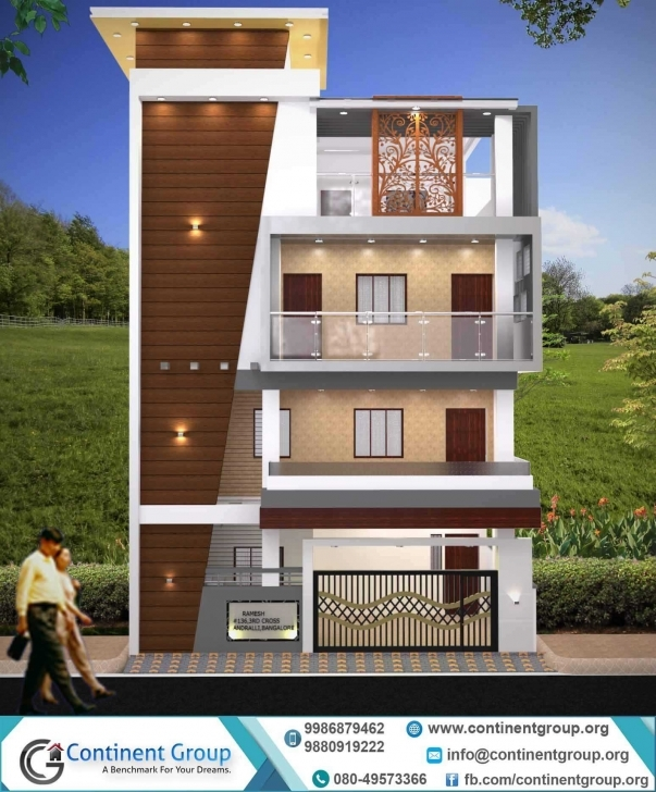 Incredible Charming Duplex House Front Elevation Designs And Design Ideas Front Elevation Designs Image