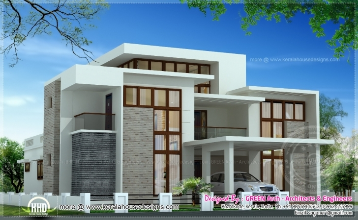 Incredible Different House Elevation Exterior Designs Indian Plans Karala Palan Model House Photo