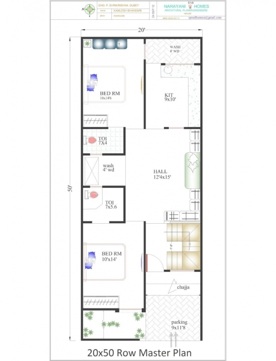 Incredible House Plan Gallery Unique Good Surprising 15*60 House Plan Gallery 15×60 House Plan Pic