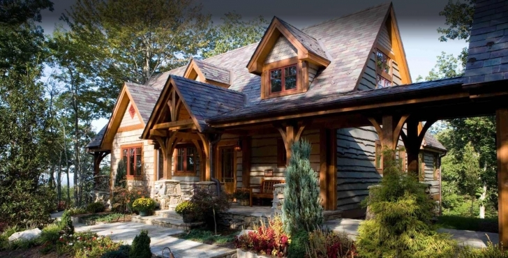 Incredible Luxury Mountain Home Plans Cabin Hillside Steep House Small Modern Small Luxury Mountain Home Plans Image